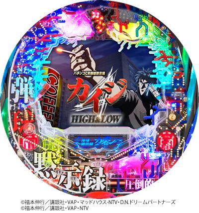 CR弾球黙示録カイジ4CXA