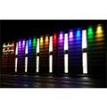 店外装飾「LEDフルカラー演出照明」